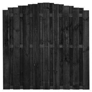 Schutting Royal toog trapgewijs antraciet ca. 180x180 cm