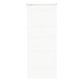 Livin' outdoor deurgordijn Twinkle alu rail wit 230x100cm