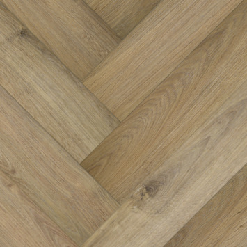 Flexxfloors Click Deluxe Patterns Visgraat PVC Brande 4mm 1,35m2