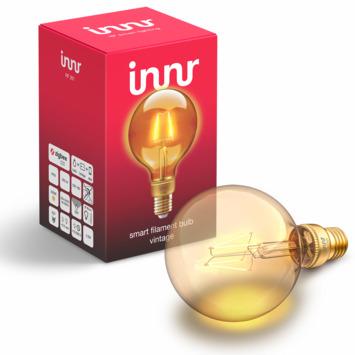Innr RF 261 Smart Bulb - E27 filament Globe vintage