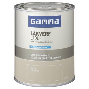 GAMMA binnenlak zijdeglans 750 ml spelt