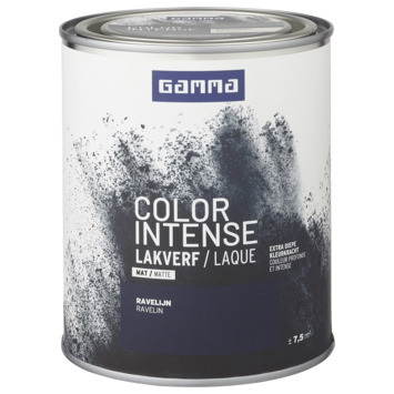 GAMMA color intense binnenlak mat 750 ml ravelijn