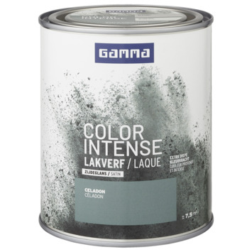 GAMMA color intense binnenlak zijdeglans 750 ml celadon