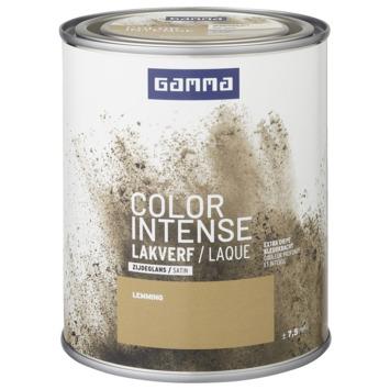 GAMMA color intense binnenlak zijdeglans 750 ml lemming