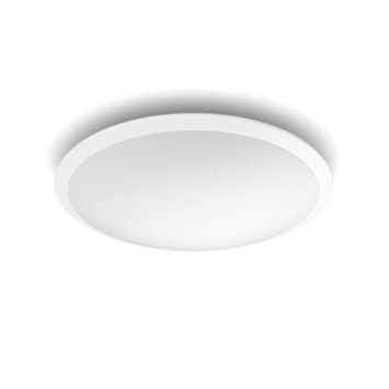 Philips plafonnière Canaval SceneSwitch met geïntegreerd LED