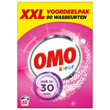 Omo waspoeder color XXL
