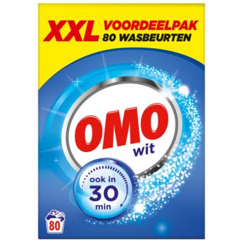 Omo waspoeder XXL wit