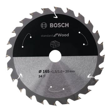 Bosch blad ST Wood 165x20x1.5/1.0x24T ACCU