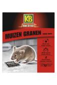 KB Muizen Granen met lokstation 2 st.