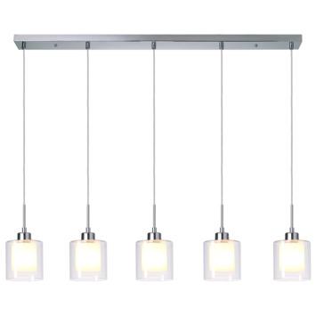 Hanglamp Dion transparant