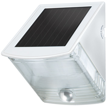Solar LED-Wandlamp SOL 04 plus