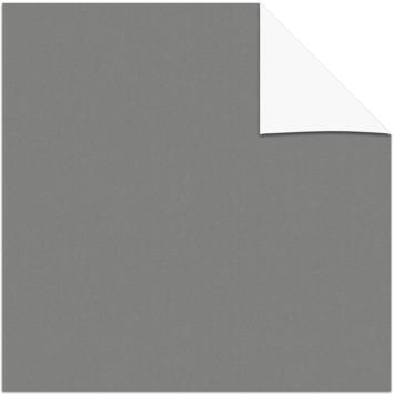 Kleurstaal dakraam rolgordijn grijs 7004