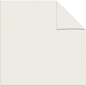 Kleurstaal vouwgordijn wit 2100