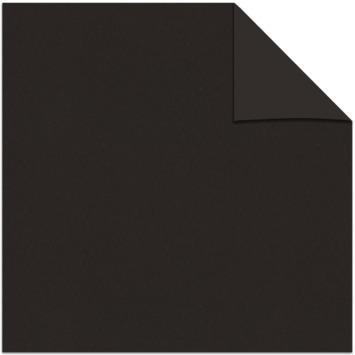 Kleurstaal rolgordijn verduisterend bruin 5787
