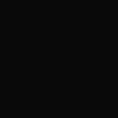 Kleurstaal houten jaloezie mat zwart 947 50 mm