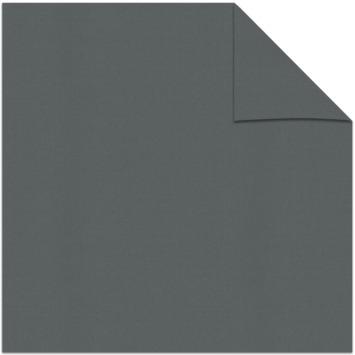 Kleurstaal rolgordijn lichtdoorlatend antraciet 5777