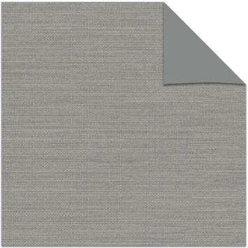 Kleurstaal rolgordijn verduisterend grijs 5677