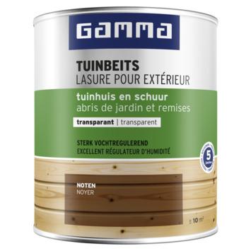 GAMMA tuinbeits tuinhuis & schuur transparant 750 ml noten