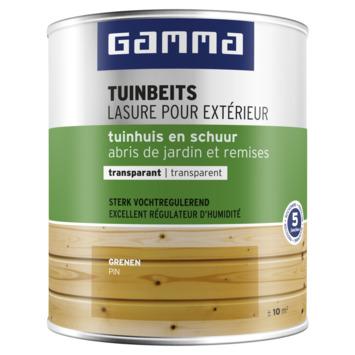 GAMMA tuinbeits tuinhuis & schuur transparant 750 ml grenen
