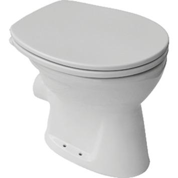 Villeroy & Boch toiletpot Omnia Pro met wandafvoer (PK) wit