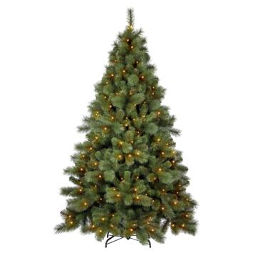 Kunstkerstboom Victoria 210 cm inclusief LED