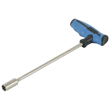 GAMMA dopsleutel 8 mm met T-greep