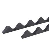 Martens afdichtingsprofiel voor golfplaat 94/35 1 meter 8 stuks