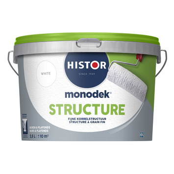 Histor Monodek Structure Wit 2,5 Liter