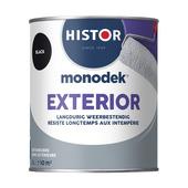 Histor Monodek Exterior Zwart 1 Liter