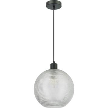 Hanglamp Roy E27 zwart