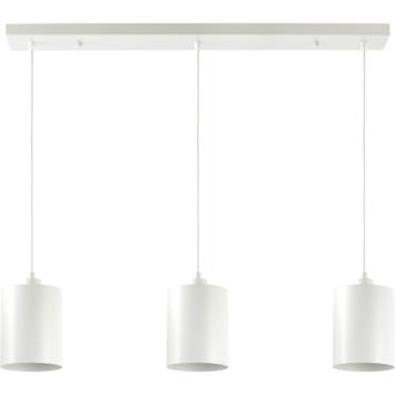 Hanglamp Patrick E27 wit