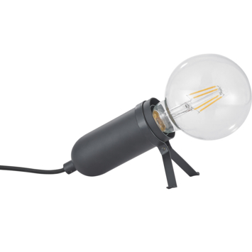 Tafellamp Felix E27 zwart
