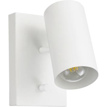 Wandlamp Stefan E27 wit