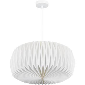 Hanglamp Janneke E27 wit