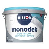 Histor Monodek latex wit 5 liter