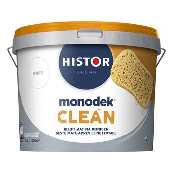 Histor Monodek Clean wit 10 liter