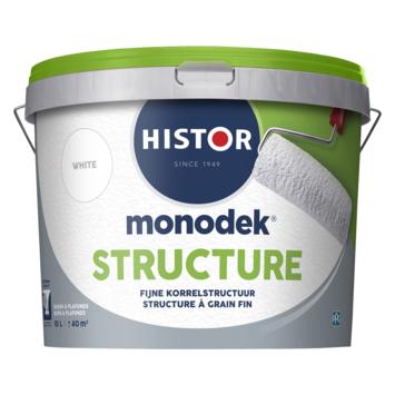 Histor Monodek Structure Wit 10 Liter