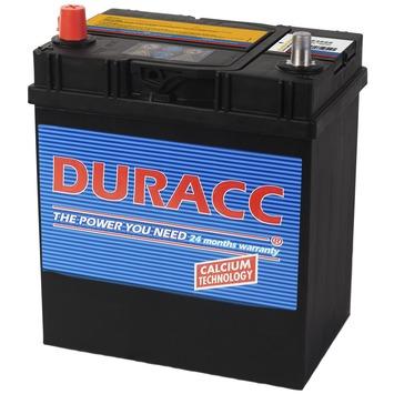 Duracc startaccu 34ah 12V 53522
