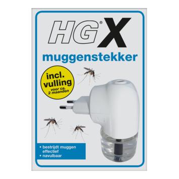 HGX muggenstekker 45 ml