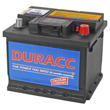 Duracc startaccu 44ah 12V 54465
