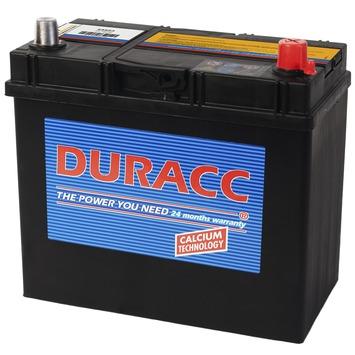 Duracc startaccu 45ah 12V 54523