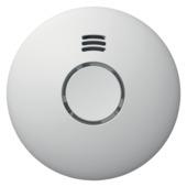 Qnect Rookmelder Smart Home Inclusief Batterij