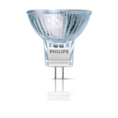 Philips EcoHalo reflectorlamp GU4 20W warm wit 2 stuks dimbaar