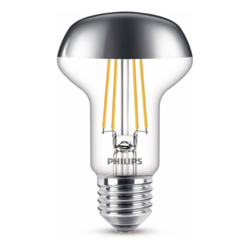 Philips LED reflector E27 42W R63 niet dimbaar