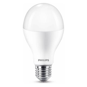 Philips LED peer E27 120W wit mat niet dimbaar