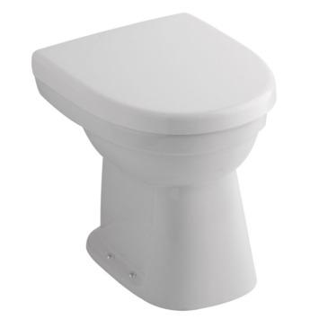 Sphinx 300 toiletpot met muurafvoer (PK) wit