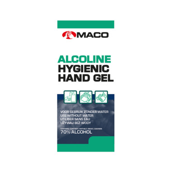 Maco Alcoline handgel 250 ml