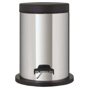 Sealskin Pedaalemmer Metropolitan Zwart 3 Liter