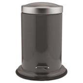 Sealskin Acero pedaalemmer grijs 3 liter
