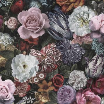 Vliesbehang rijksbloemen multi (108249)